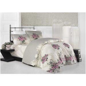 סט מצעים למיטה זוגית קנזו מבית אמיטקס